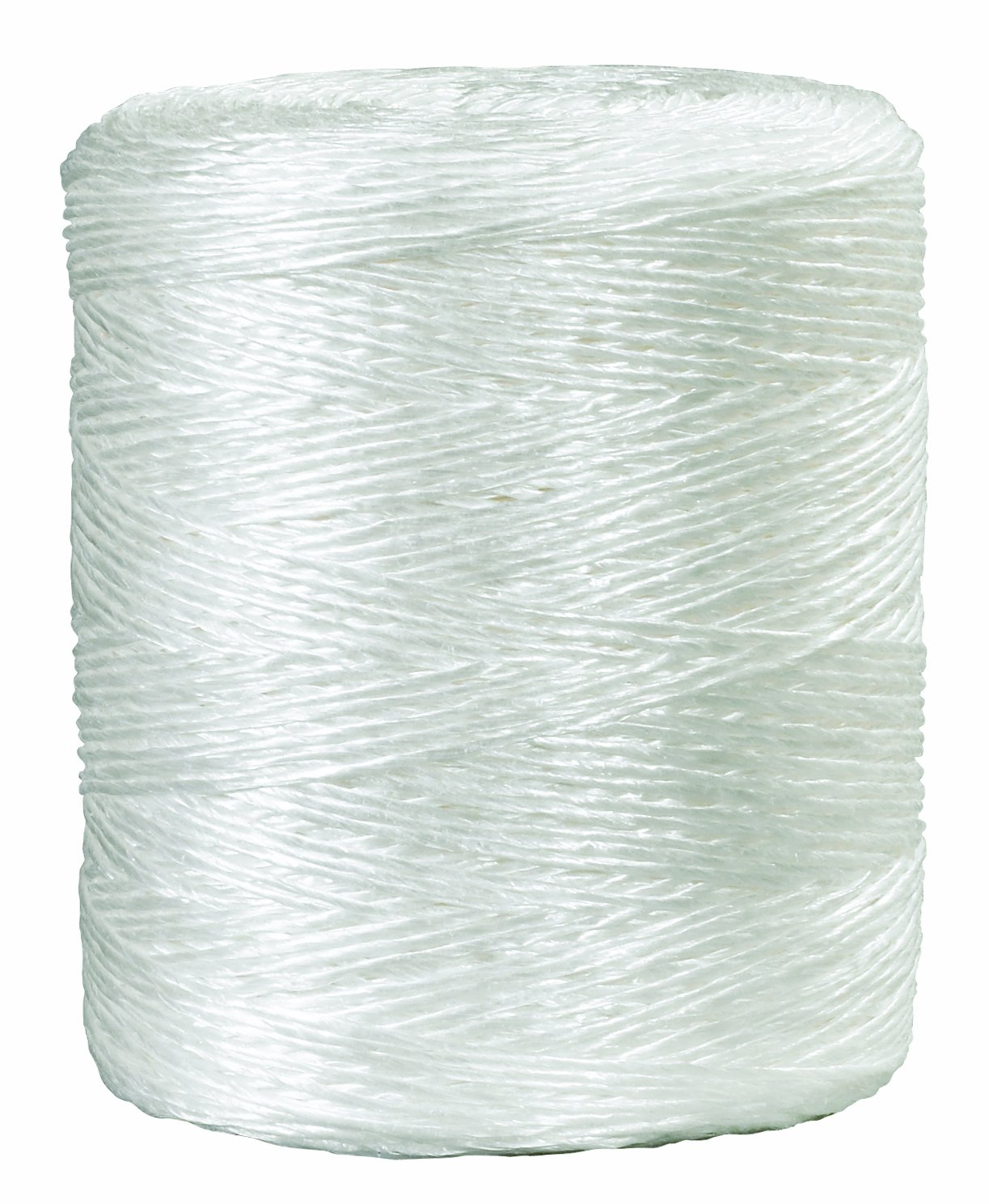 Aviditi TWT350 Polypropylene Tying Twine, 1 Ply, 3500' Length, 325 lbs Tensile Strength, White
