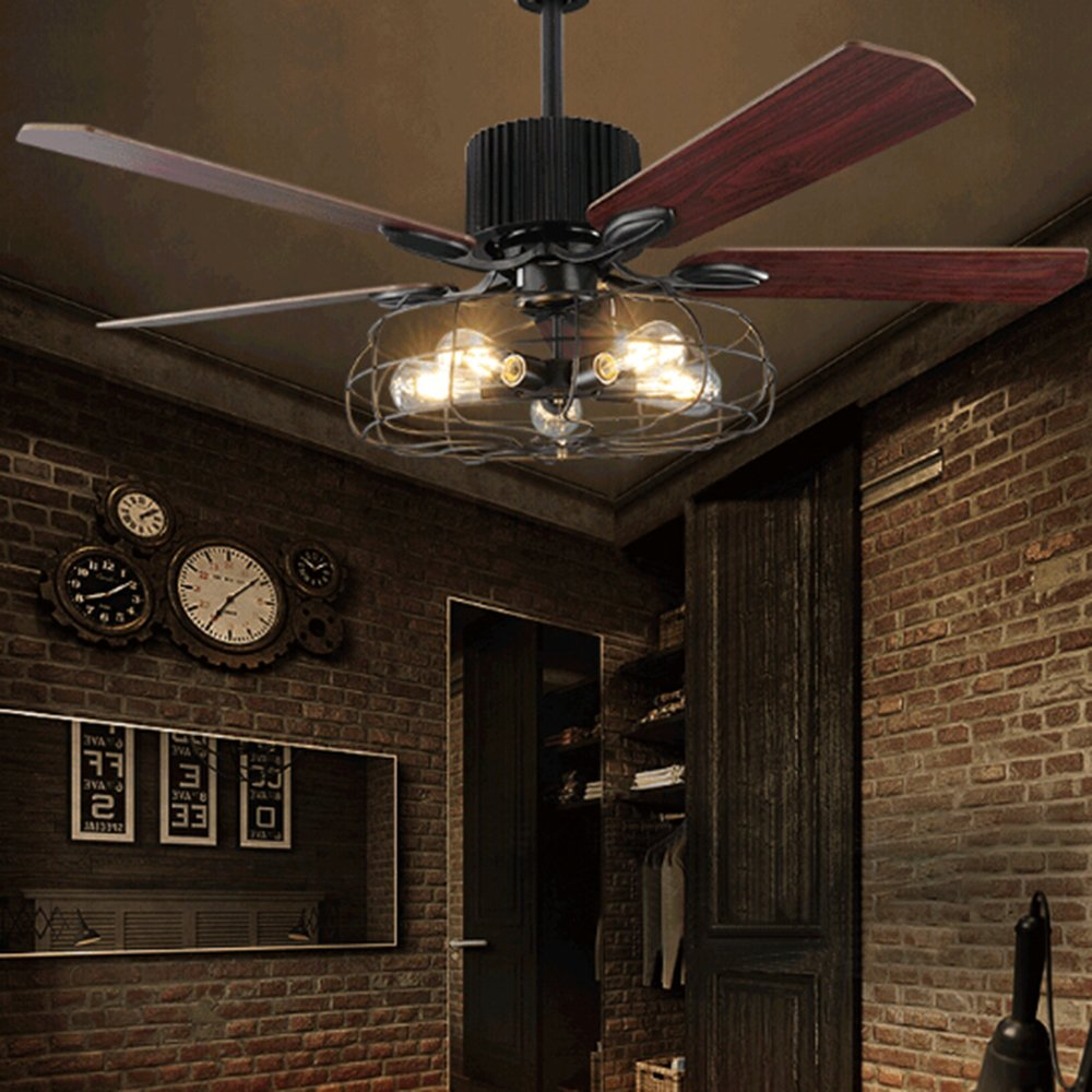 cool fans home fan ceiling island house with fire in retro design savoy ideas light antique fd