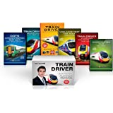TRAIN DRIVER TESTS Software PLATINUM Package Box Set 2019: Train Driver Book, Interactive AART CD-ROM, OAT CD-OM, DOTS Concentration Tests (How2become) (Career Kit)