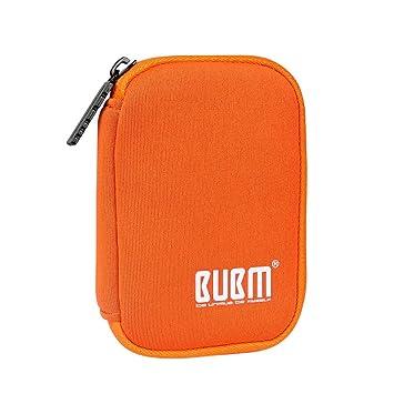 BUBM Estuche Mini para Ordenar USB Funda Suave para Proteger ...
