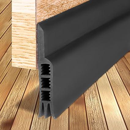 Door Strip, Door Sweep Weather Stripping Draft Stopper Under Door Draft  Blocker Door Seal Noise
