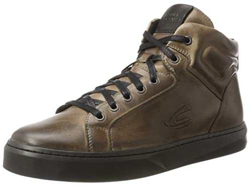 Mens Metric 11 Trainers, Blue Camel Active