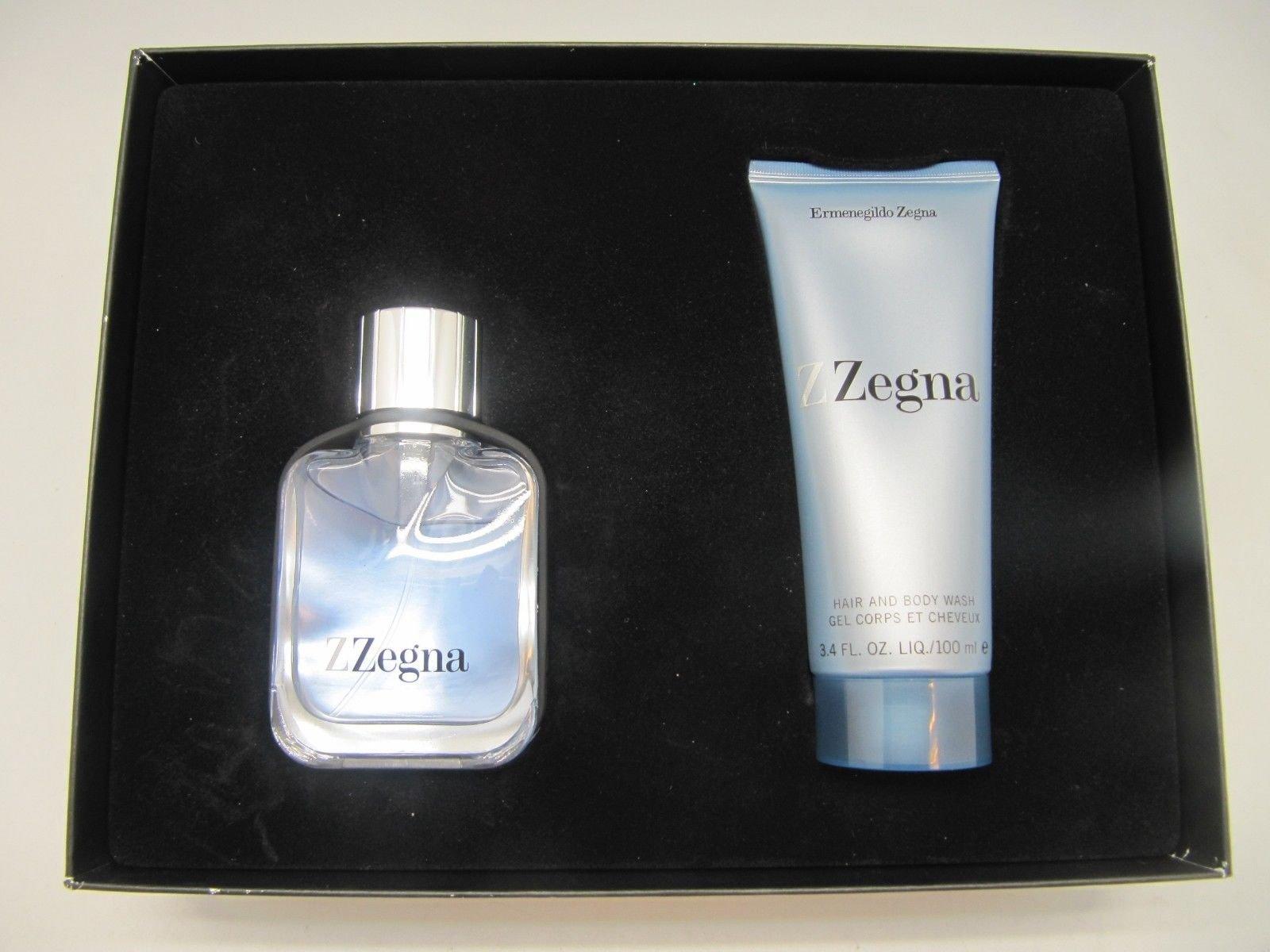 Ermenegildo Zegna 2 Piece Eau de Toilette Spray Gift Set for Men