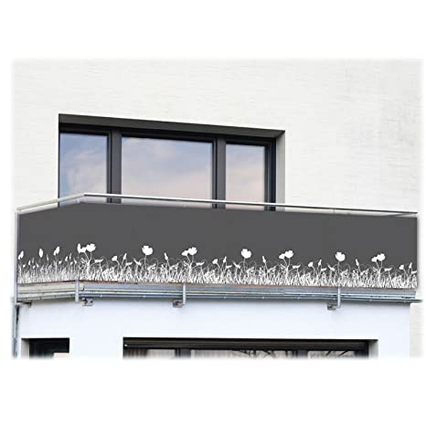 Wenko protezione vista balcone ringhiera del balcone balcone Privacy ...