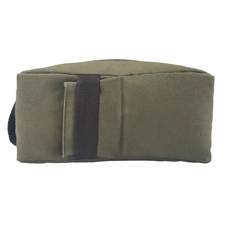 Canva y bolso de piel Tourbon Banco de disparo pistola de frontal Resto sin relleno