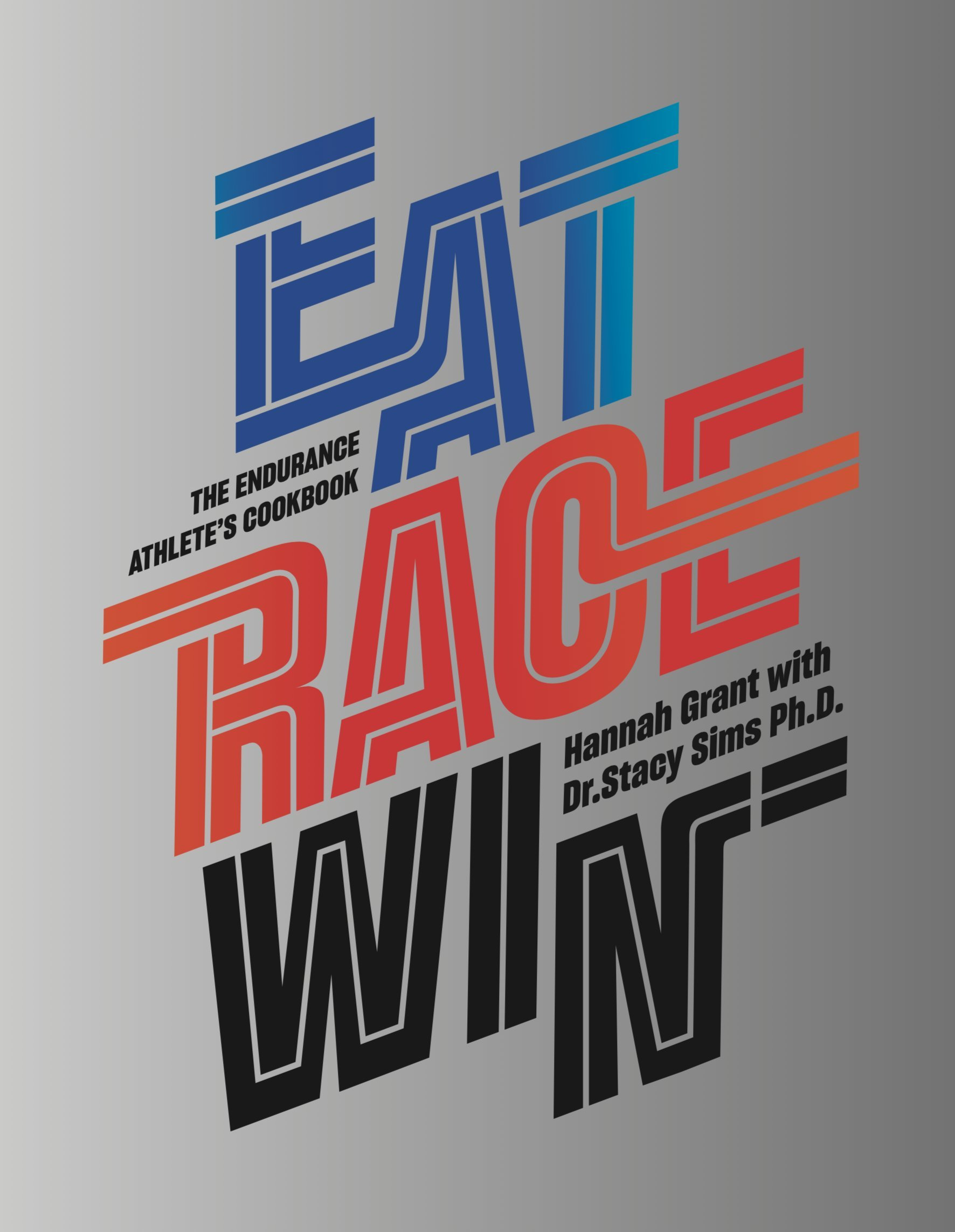 EAT RACE WIN cover