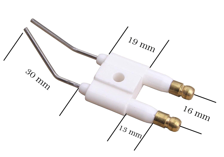 G/én/érique Br/ûleur allumage Nouveau Type /Électrode pour Karcher HDS nettoyeurs Haute Pression
