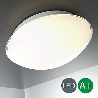LED Deckenleuchte Inkl. LED-Modul 230V IP20 LED Küchenleuchte ...