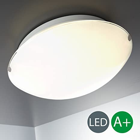 Lámpara de techo redonda I Incluye módulo de LED I Color de la luz ...