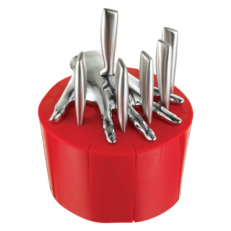 Five Finger - Bloque para cuchillos de carne - Cuchillo ...