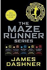 Maze Runner series ebooks (5 books) Kindle Edition