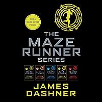 Maze Runner series ebooks (5 books)