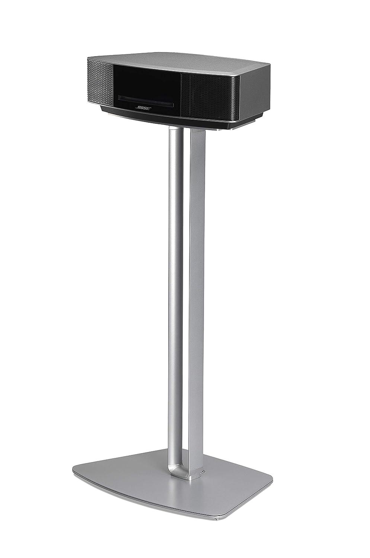 SoundXtra BWFS1091 Stand da Pavimento per Bose Wave Argento