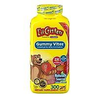 Lil Critters Gummy Vites Multi Vitamin & Mineral Formula, 275 Gummies