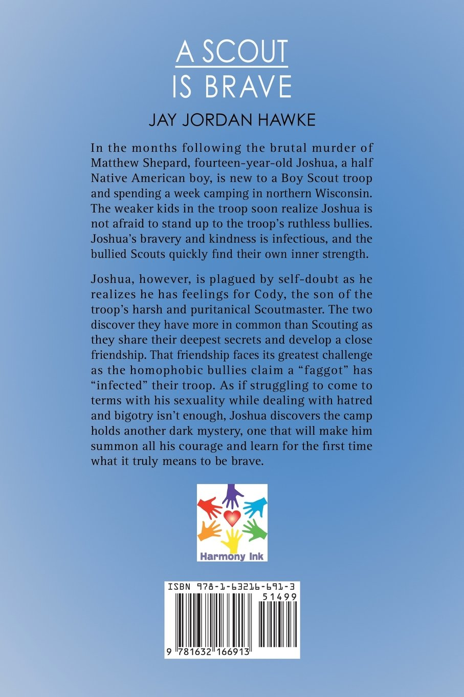 A scout is brave jay jordan hawke 9781632166913 amazon books fandeluxe Images