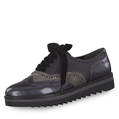 Marco Tozzi Black Trainers For Women ShopStyle UK