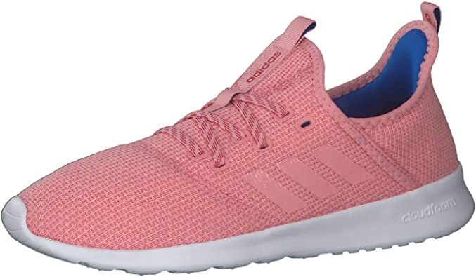 adidas Women's Cloudfoam Pure Competition Running Shoes, Glory Pink/Glory Pink/Glory