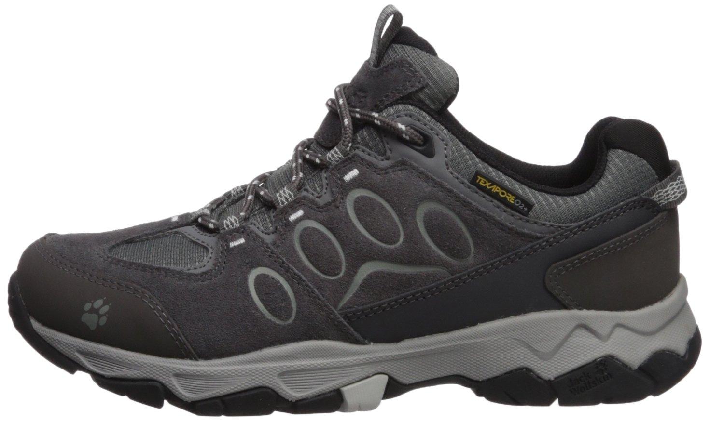 Jack Wolfskin Women's MTN Attack 5 Texapore Low W Hiking Boot B073ZJF4ZT US Women's 9.5 D US|Grey Haze