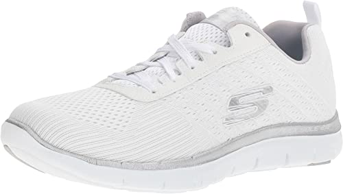 Skechers Damen Flex Appeal 2.0 Break Free Outdoor Fitnessschuhe