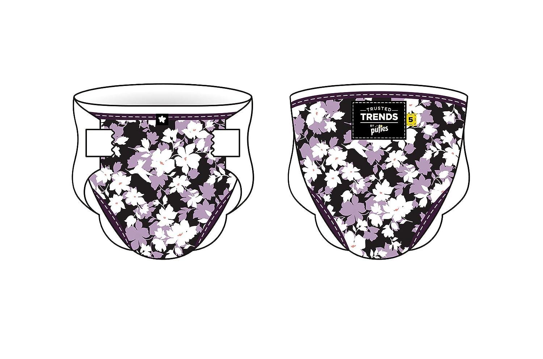 Pufies Trusted Trends Floral - 52 Pañales, talla 5, 11-20 kg: Amazon.es: Salud y cuidado personal