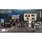 Days Gone Collector's Edition PlayStation 4 デイズゴーンコレクターズエディションプレイステーション4 北米英語版 [並行輸入品]