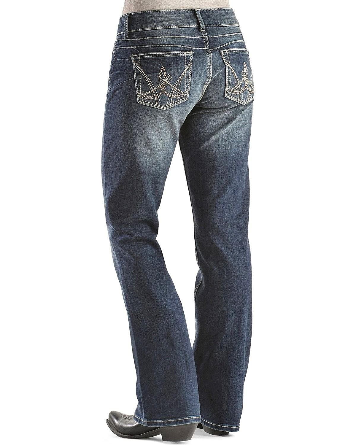 Wrangler@ Premium Patch@ with Booty Up@ Technology Jeans 5/6x32