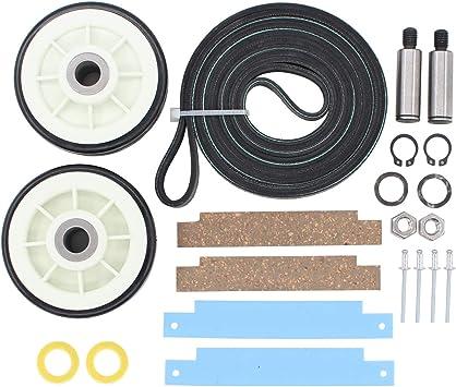 Genuine 33001807 Admiral Dryer Dryer Drum Felt Seal