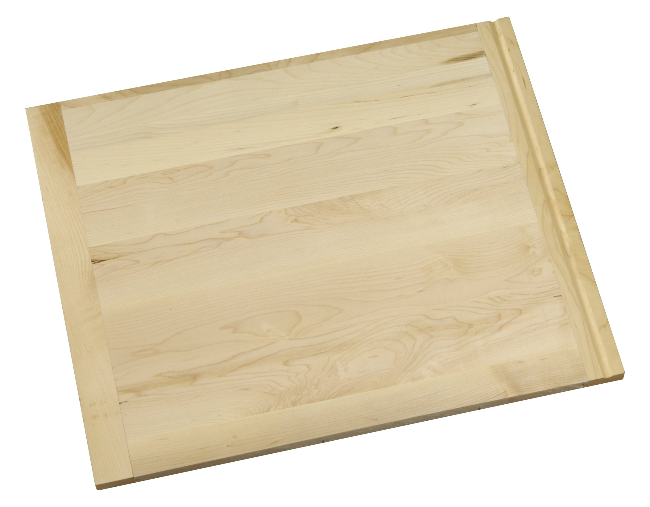 Vance 18 X 22 inch X 3/4 inch thick Hardwood Cutting Board with Routed Pull-Out, 8R1822WB