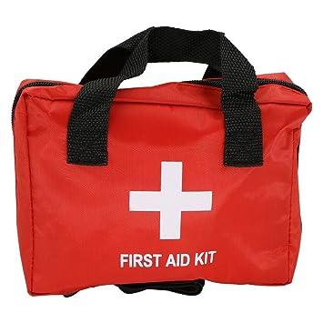 Erste-Hilfe-Set, Erste-Hilfe-Kit, 73 Stück Auto Erste Hilfe
