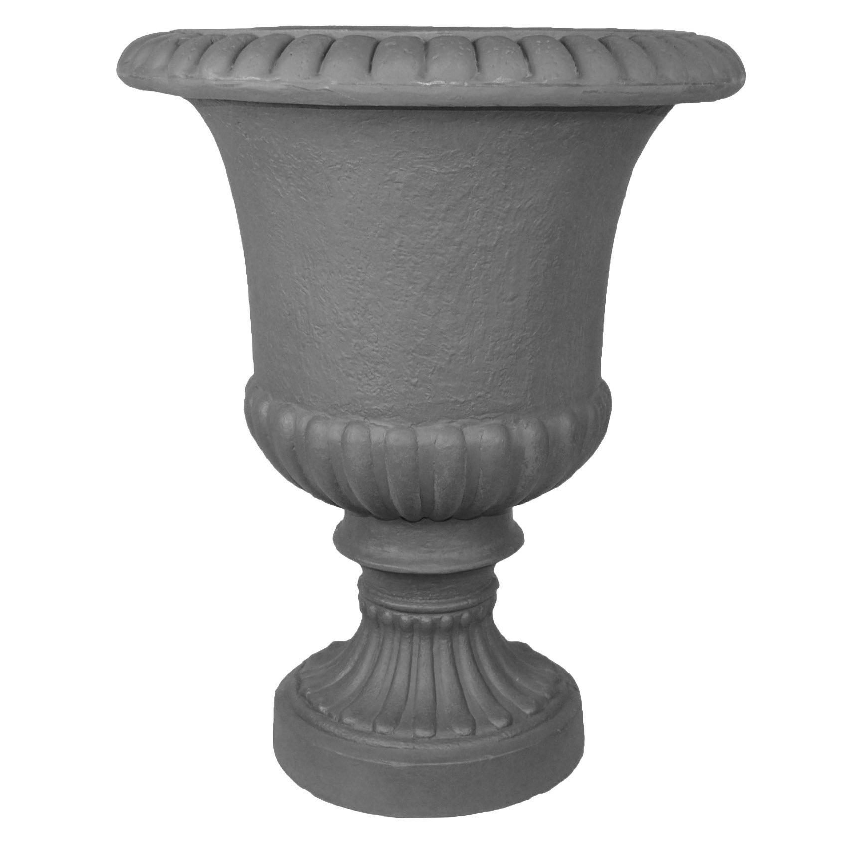 Tusco UR22SL Urn, 22'', Slate by Tusco Products