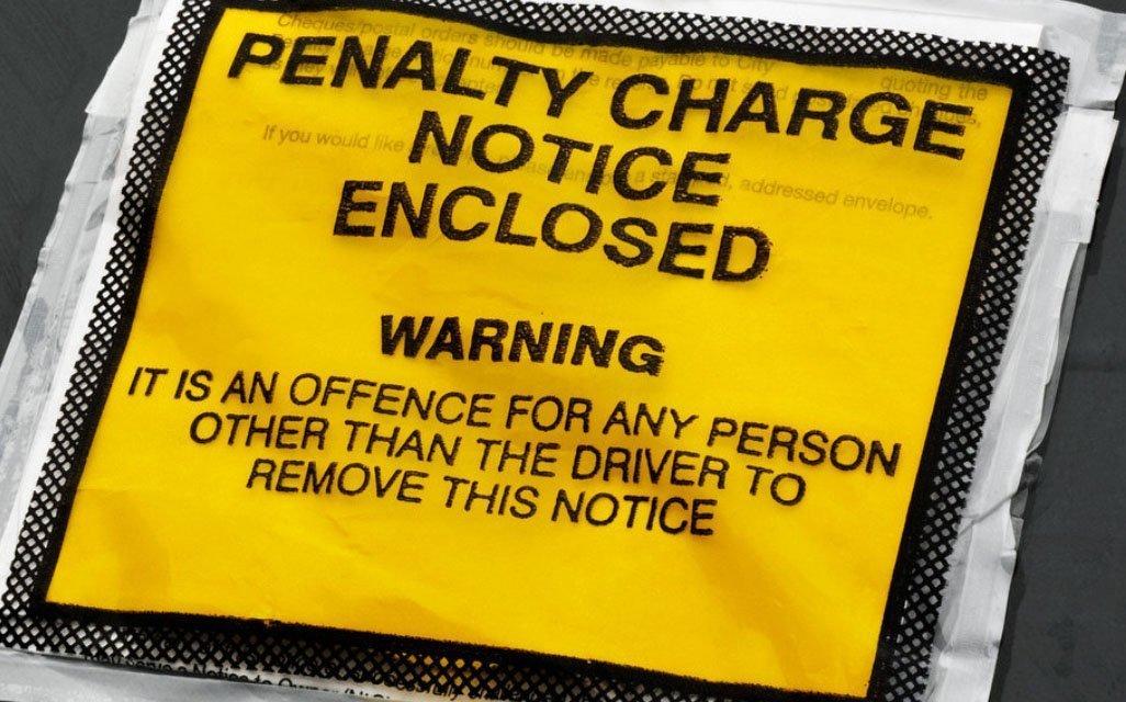 Car 2 Tikettak ticket and note holder Avoid parking fines van and caravan windscreen permit