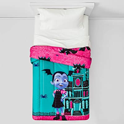 Franco Vampirina Reversible Twin Comforter: Home & Kitchen