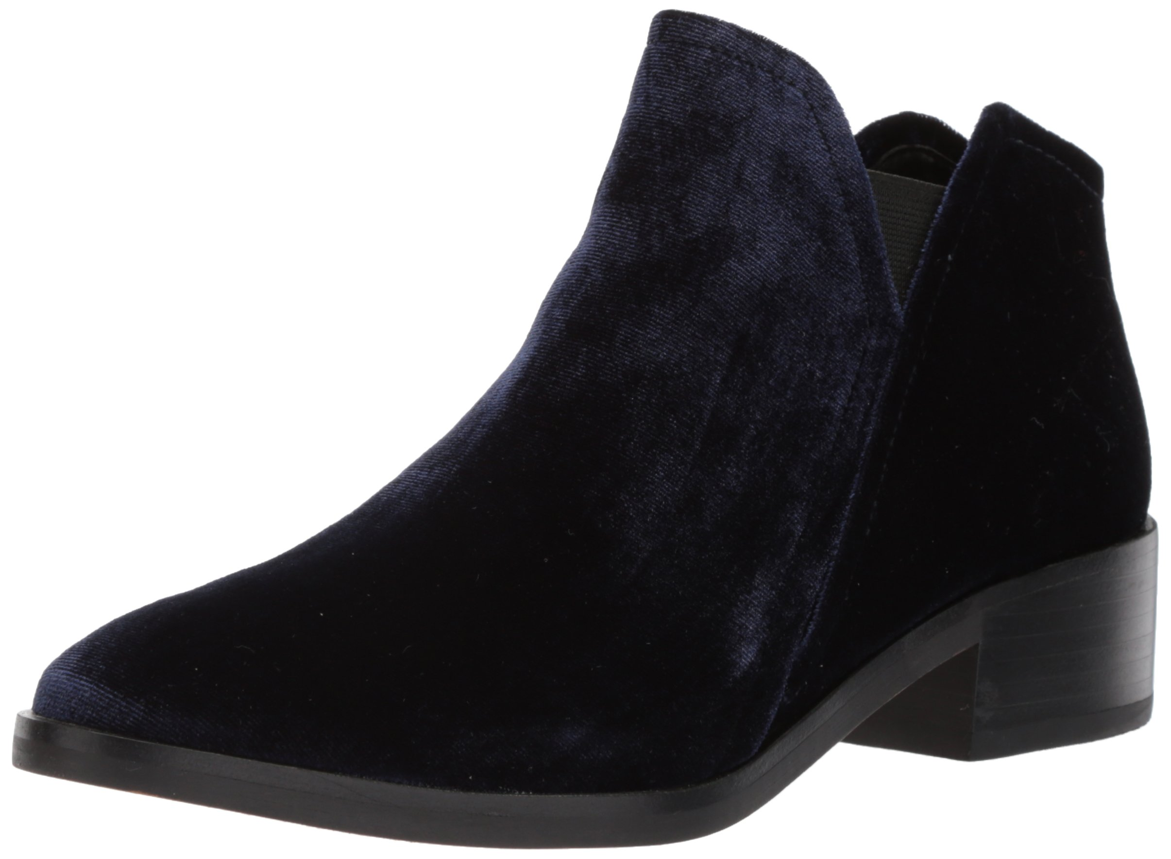 Dolce Vita Women's Tay Ankle Boot, Navy, 8 M US