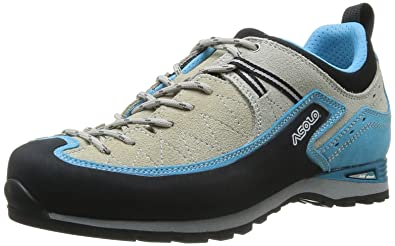 Asolo Salyan, Damen Trekking- & Wanderhalbschuhe, Grau (sable Bleu Atoll), 40