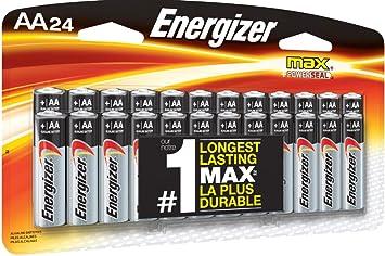 Home & Garden Energizer Max Alkaline Batteries Aaa 4 Each 6 Pack Traveling