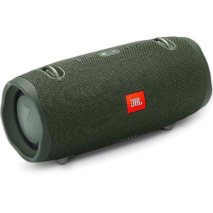 924738499 Amazon.com  JBL JBLXTREME2GRNIN Xtreme 2 Portable Waterproof Wireless  Bluetooth Speaker - Green  Electronics