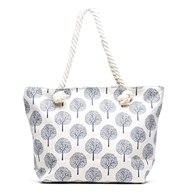 Mulberry Tree Design Floral Canvas Ladies Fashion Bag  Amazon.co.uk   Clothing 6f13a90116d03