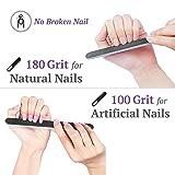 Nail Files and Buffer, TsMADDTs Professional