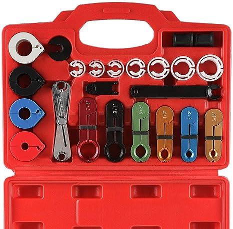Lisle 39160 Fuel Line Retaining Clip Tool Set