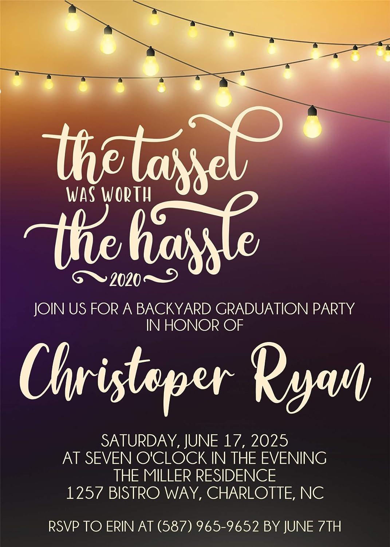 Graduation Party Supplies Home Graduation Party Invitations Backyard Graduation Party Invitations