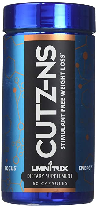 Cutz Ns Natural Non Stimulant Fat Burner Fat Burning Supplement With Cla L Carnitine Best
