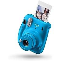 instax mini 11 Instant Camera Capri Blue, Blauw, mini