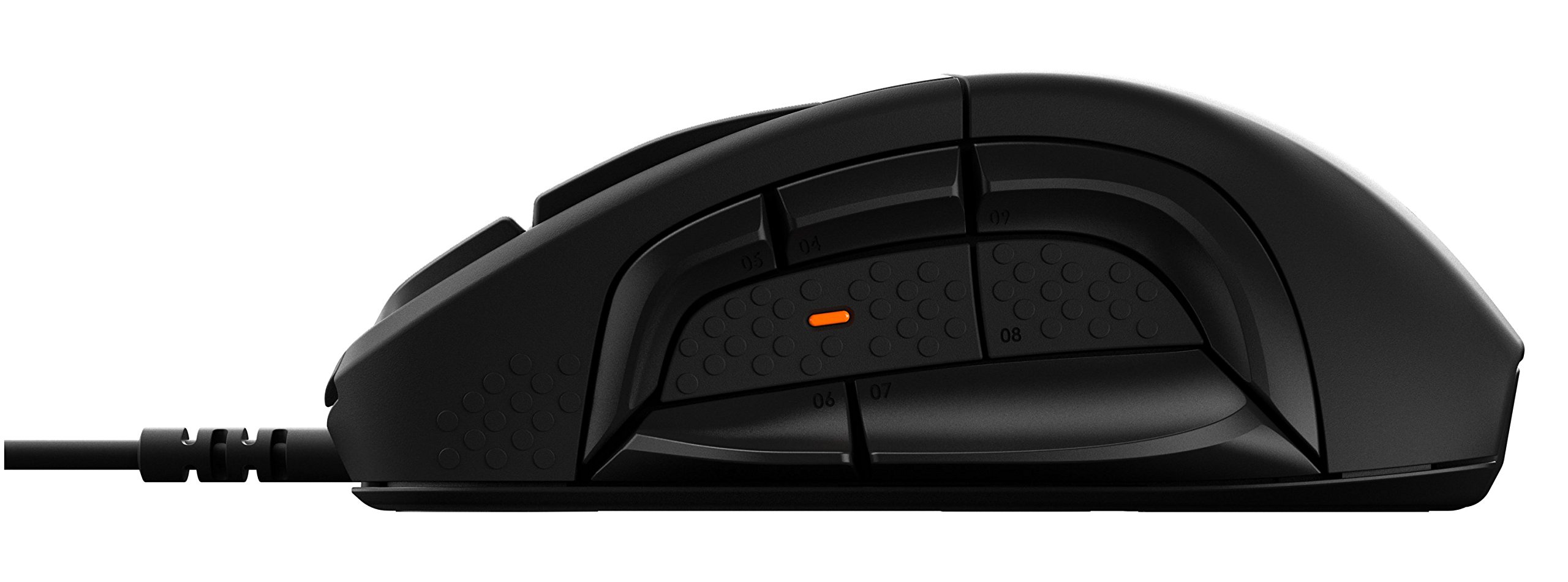 SteelSeries Rival 500 MMO/MOBA 15-Button Programmable Gaming Mouse - 16,000 CPI by SteelSeries (Image #3)