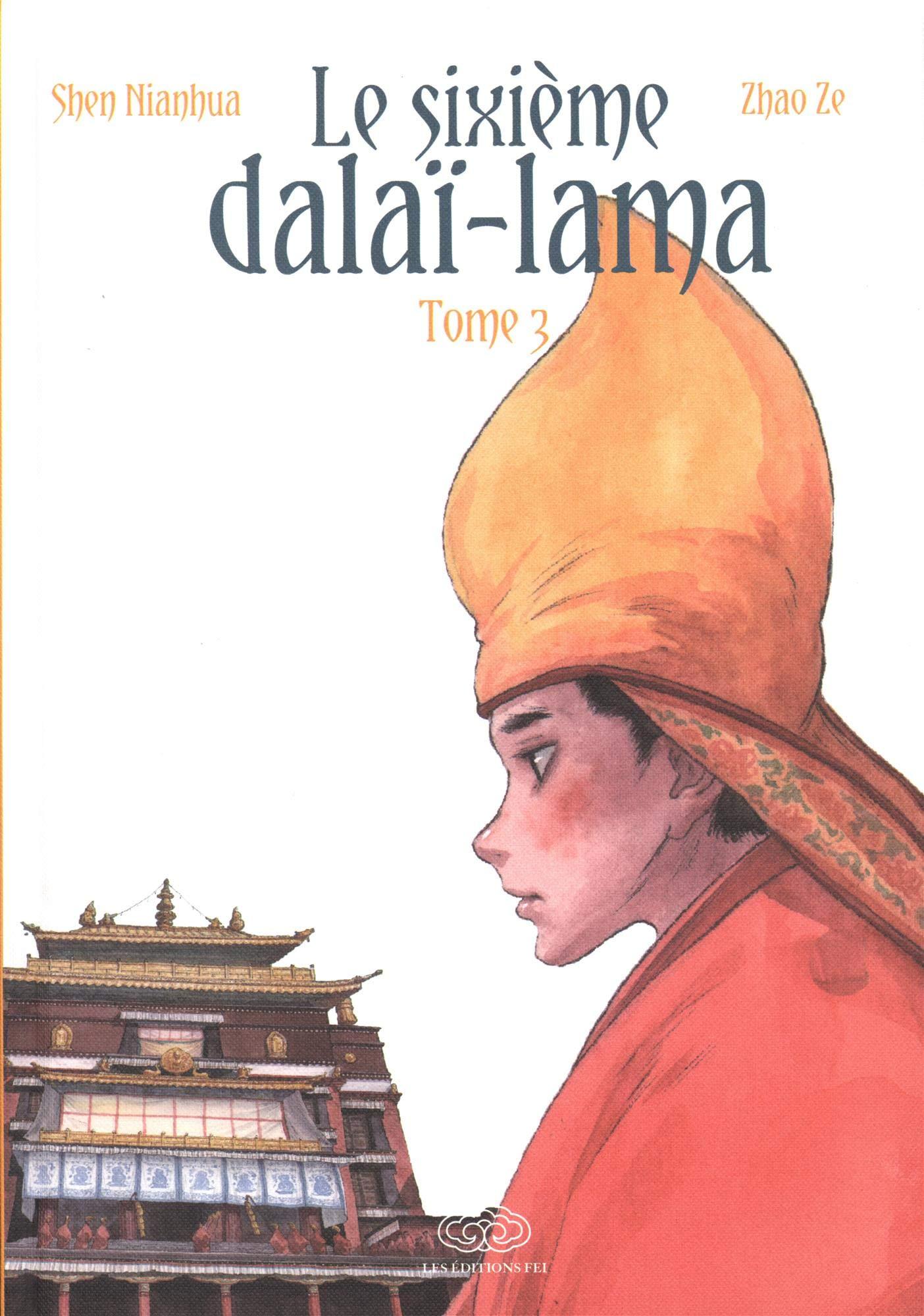 Le 6ème dalaï lama de
