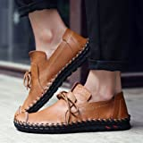 LakeRom Men' Loafers Shoes for Men Slip on Shoes