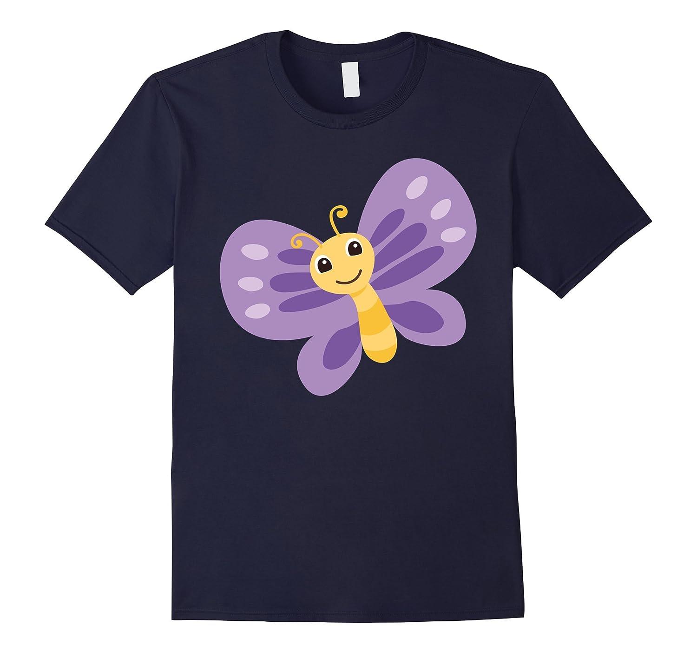 Butterfly T Shirt Tshirt for men women boys girls kids-Art