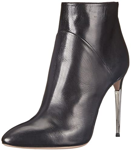 Ankle Boots For Women Sebastian Black Boots Z306D