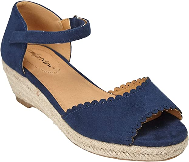 Wide Width The Charlie Espadrille