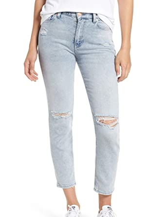 43d8f891be2e20 Tommy Hilfiger Womens 30x30 High Rise Slim Izzy Jeans Blue 30 at Amazon  Women's Jeans store
