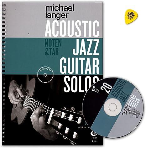 Acoustic Jazz Guitar Solos – 20 Jazz Classics en la fragancia y ...